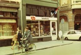 Ton ten Hacken store